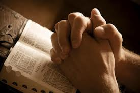praying-bible