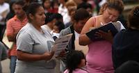 Illegals Receiving Welfare