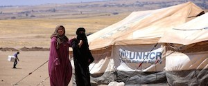 IRAQ-UNREST-DISPLACED