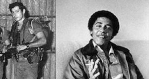 Captain Netanyahu + Choom-Gangter Obama