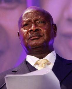 Uganda's President Museveni