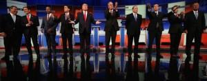 First Republican Debate