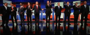 First Republican Debate