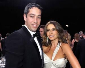 Sofia Vergara and Nick Loeb