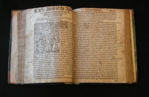 The First English Language Bible translated by:: Willam Tyndale
